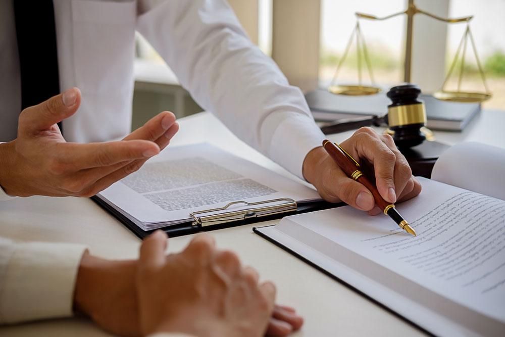 lawyer-client-documents